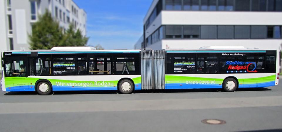 Bus Stadtwerke