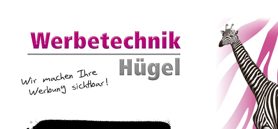 Logo Werbetechnik Hügel